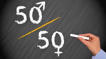Frauenquote Gleichstellung der Geschlechter Mann Frau