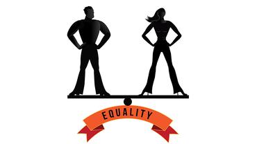 Equality Frau Mann