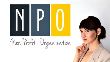 Frau NPO Non Profit Organisation