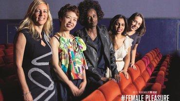 #Female Pleasure Filmplakat