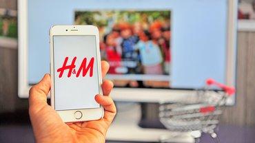 Hennes & Mauritz H&M Digitalisierung Smartphone Handy Telefon